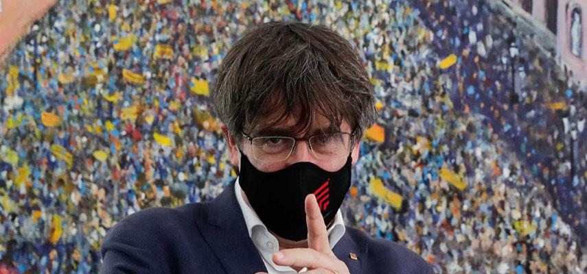 В Италии арестован экс-президент Каталонии