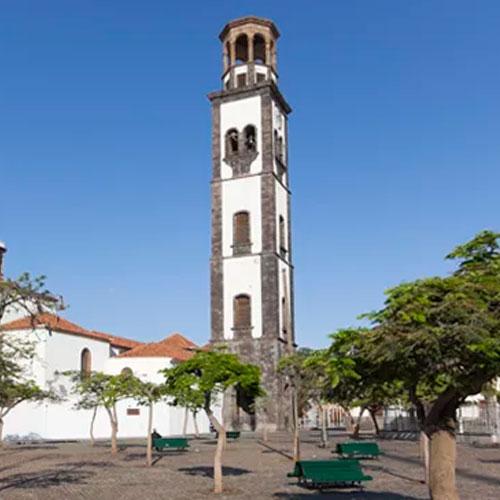 Башня Сан-Андрес. Она построена в 1769 г. Является Историческим Наследием Испании и Культурным Интересом.