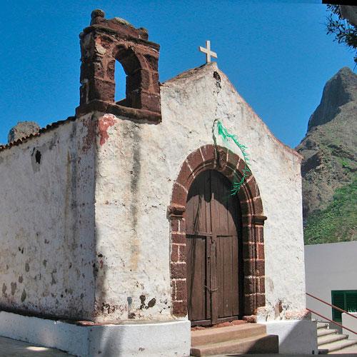 Часовня святой Екатерины Мученицы Александрийской. Ее возвели в 1621 г. в той же деревне. Она входит в список Культурного Интереса с 2008 г.