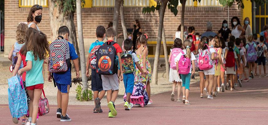 Совокупная заболеваемость среди детей в Испании составила 123,3 случая на 100 000 жителей