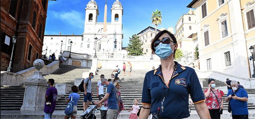 В Испании 7 сентября зарегистрировано 5246 новых случаев коронавируса
