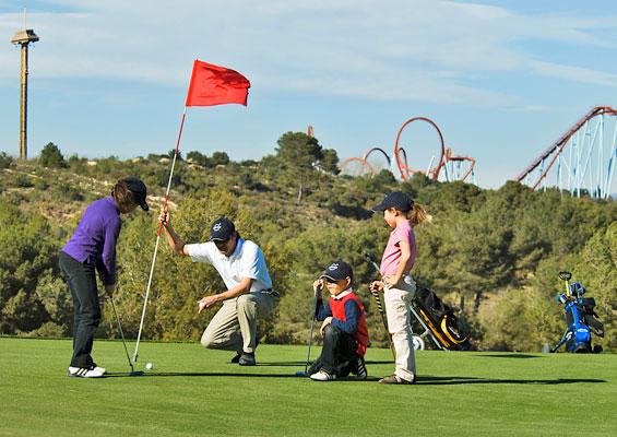 Комплекс для игры в гольф Mediterrbnea Beach&Golf