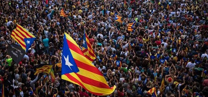 Кремль отверг связь с сепаратистами Каталонии