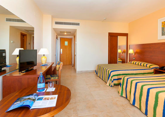 Номер в гостинице Best Tenerife
