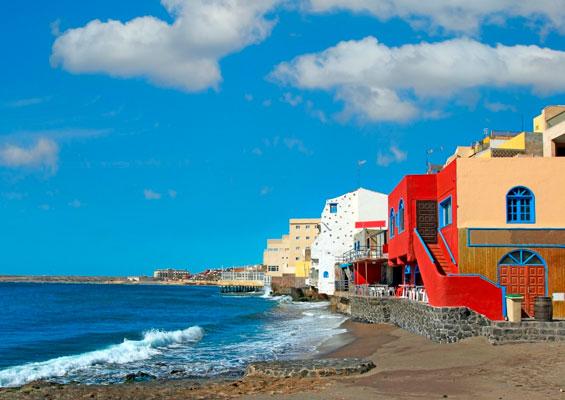 Отели у пляжа Эль Медано