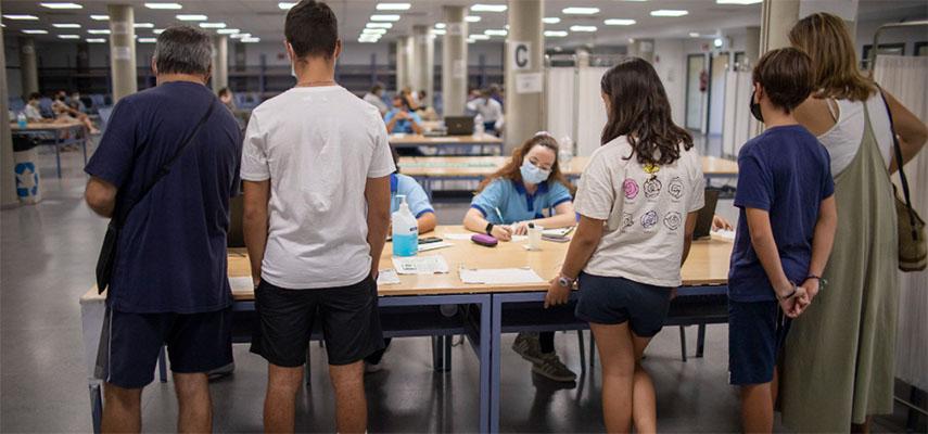 В Валенсийском сообществе было зарегистрировано 430 новых случаев заболевания COVID-19