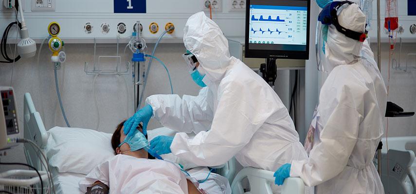 Размещение пациентов с Covid лицом вниз может снизить потребность в интубации и спасти жизни
