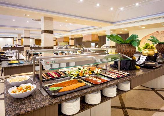 Питание в Hotel Best Jacaranda