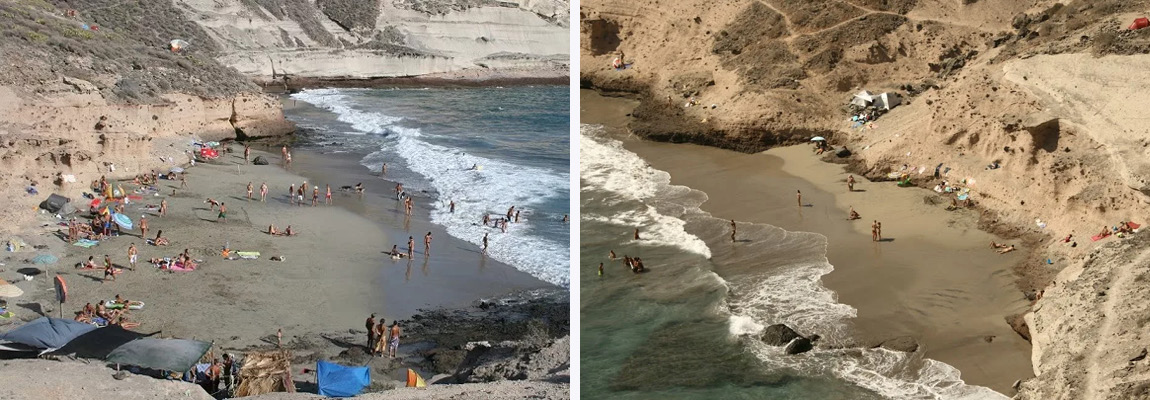 Пляж Диего Эрнандес