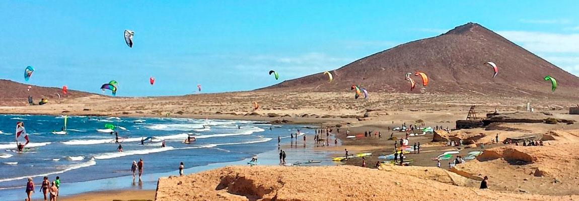 Пляж Эль Медано