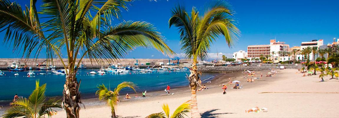 Пляж Сан Хуан