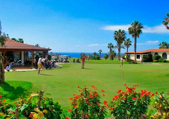 Поле Amarilla Golf