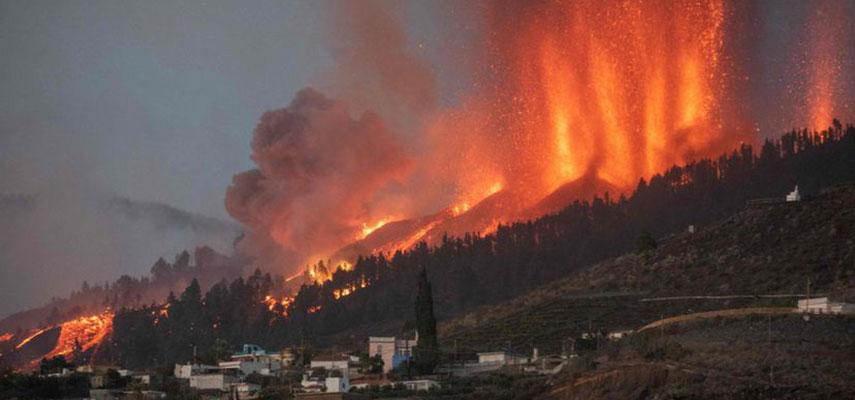 Извержение вулкана в Ла-Пальме может длиться несколько недель или несколько месяцев