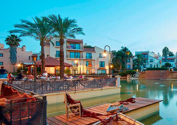 Тематический отель в PortAventura Park