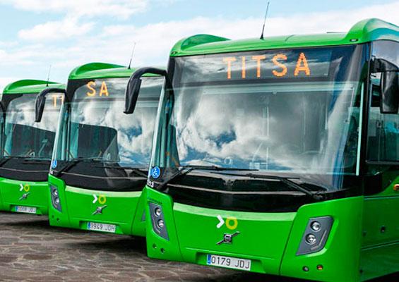 Транспорт на острове Тенерифе