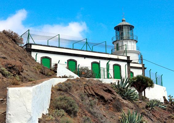 Вид на маяк Анага