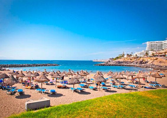 Вид на пляж Эль Бобо