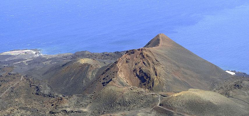 Вскоре может произойти мощное извержение вулкана на острове Ла Пальма