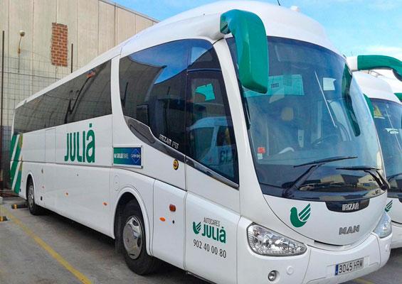 Автобус Julia