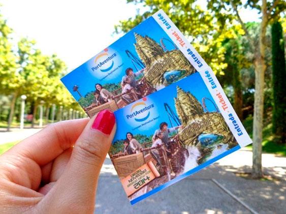 Билеты в Порт Авентура
