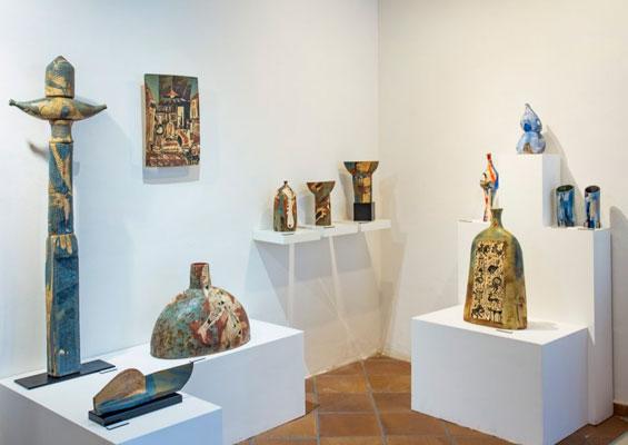 Керамика в магазине Alfajar