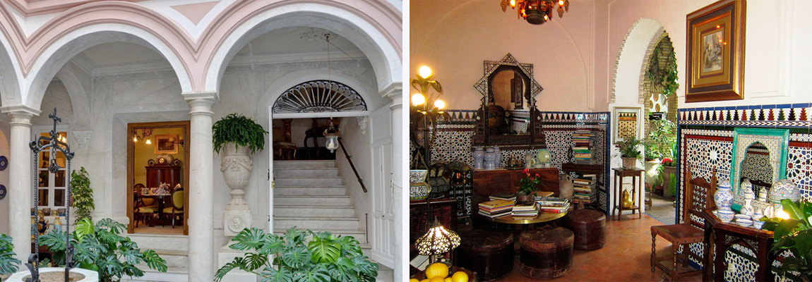 Магазин антиквариата La Casa del Cardenal