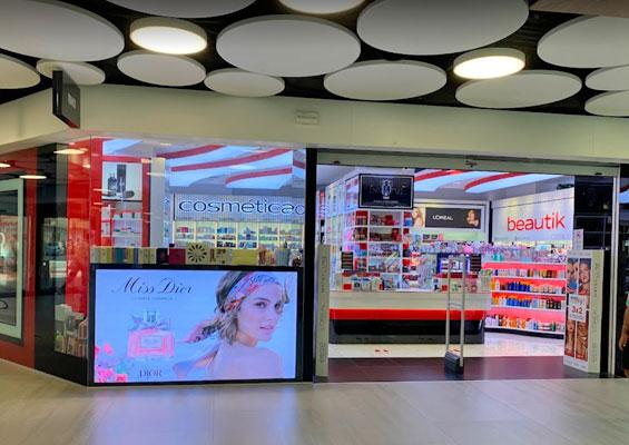Магазин косметики Primor