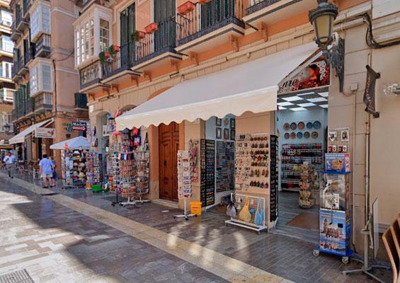 Магазин сувениров La Revuelo
