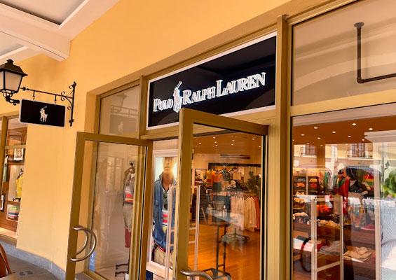 Магазин в Malaga Designer Outlet