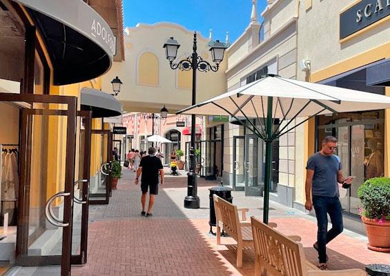 Магазины в Malaga Designer Outlet