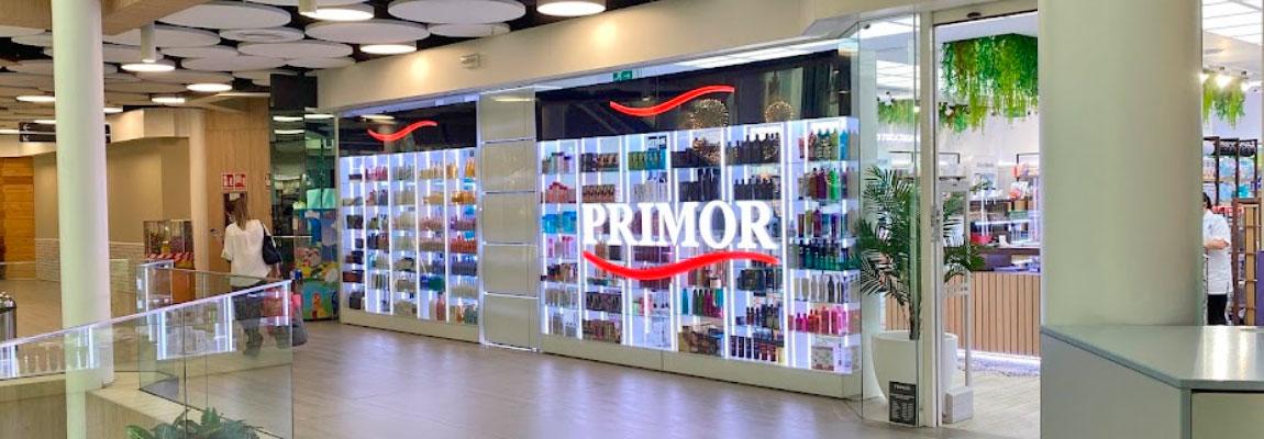 Парфюмерный магазин Primor