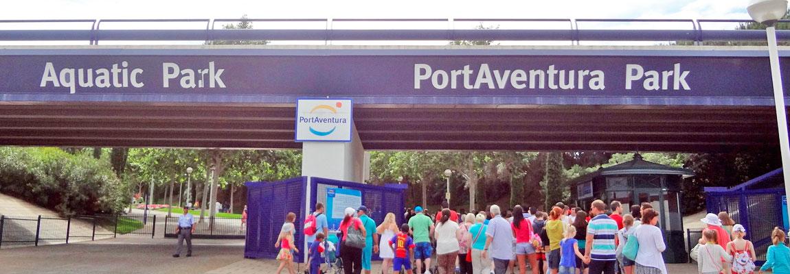 Станция Port Aventura