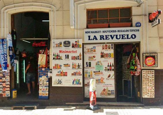Сувенирный магазин La Revuelo
