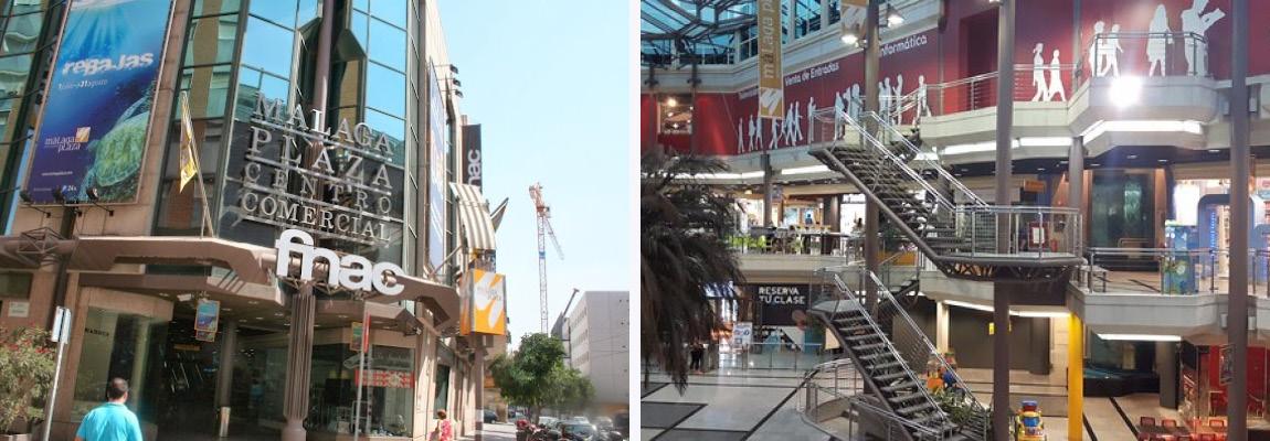 Торговый центр Malaga Plaza