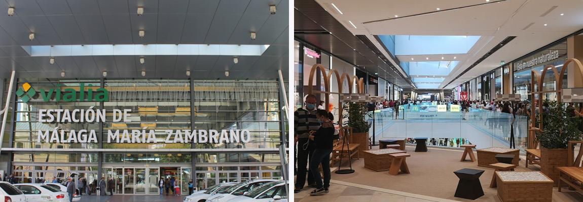 Торговый центр Vialia Centro Comercial